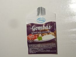 Cheese Queso Kase Label Etikette Etiqueta Hungary Sissy Mushroom Pilz Champignon - Käse