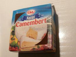 Cheese Queso Kase Label Etikette Etiqueta Hungary CBA Natur Nature Camambert BOX - Käse