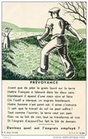Ammonitre - Engrais - Prévoyance - Office National Industriel De L'Azote - Agricultura