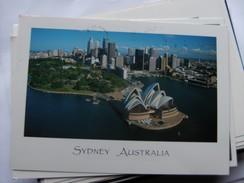 Australië Australia NSW Sydney Nice Panorama - Sydney