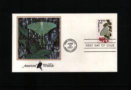 USA 1987  Interesting Environment FDC - Umweltschutz Und Klima