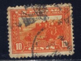 U.S. 400A Used 1913 Issue SCV 2017 $20.00 - Non Classificati