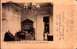 Paris - 7ème Arrondissement - Bibliothèque Du Cercle Militaire - 37 Rue De Bellechasse - Arrondissement: 07