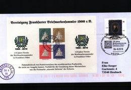 Germany / Deutschland 2010 Interessanter Brief - BRD