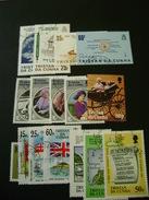 Tristan Da Cunha 1985 Commemorative Issues - Used - Tristan Da Cunha