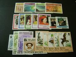 Tristan Da Cunha 1986 Commemorative Issues - Used - Tristan Da Cunha