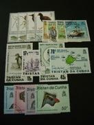 Tristan Da Cunha 1987 Commemorative Issues - Used - Tristan Da Cunha