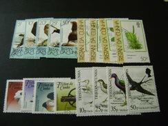 Tristan Da Cunha 1989 Commemorative Issues - Used - Tristan Da Cunha