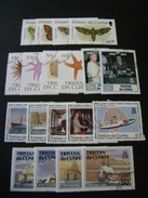 Tristan Da Cunha 1990 Commemorative Issues - Used - Tristan Da Cunha