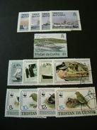 Tristan Da Cunha 1991 Commemorative Issues - Used - Tristan Da Cunha