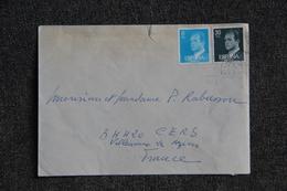 Lettre D'ESPAGNE ( ALICANTE) Vers FRANCE - 1931-Hoy: 2ª República - ... Juan Carlos I