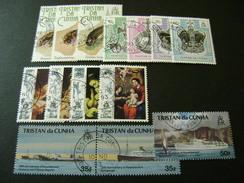Tristan Da Cunha 1993 Commemorative Issues - Used - Tristan Da Cunha