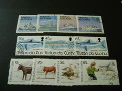 Tristan Da Cunha 1994 Commemorative Issues - Used - Tristan Da Cunha