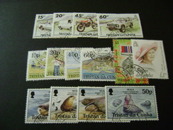 Tristan Da Cunha 1995 Commemorative Issues - Used - Tristan Da Cunha
