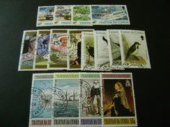 Tristan Da Cunha 1996 Commemorative Issues - Used - Tristan Da Cunha