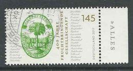 Duitsland, Mi 3328 Jaar 2017, Hogere Waarde,  Gestempeld, Zie Scan - Used Stamps