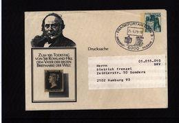 Germany / Deutschland 1979 Frankfurt Am Main   Postmuseum - Post