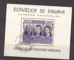 Panama  -  Bloc   :  Kennedy - Luther King  (o) - Panama