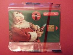 10 $ PERE NOEL SANTA CLAUS CHRISTMAS COCA COLA CANADA BELL B10028 NSB MINT BLISTER Coca-cola - Canada