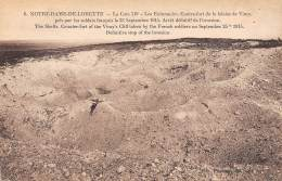 62 - NOTRE-DAME-DE-LORETTE - La Cote 119 - Les Entonnoirs. - Francia