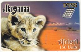 NORWAY - Lion, DTSS Prepaid Card 150 Units, Used - Norway