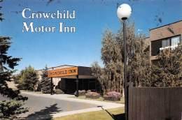 CPM - CALGARY - Crowchild Motor Inn - Calgary