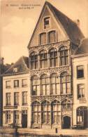 MALINES - Maison Le Lepelaer, Quai Au Sel, 17 - Malines