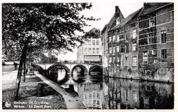 MECHELEN - De Grootbrug. - Mechelen