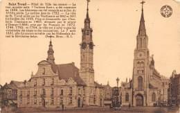 SAINT TROND - Hôtel De Ville (au Centre). - Sint-Truiden