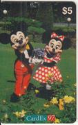 NORWAY - Disney/Mickey & Mini, CardEx 97/Brussels, 10/97, Mint - Norway