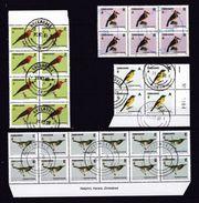 Zimbabwe 2005 Definitives Birds Interesting Group, VFU / Used / O (Simbabwe) - Zimbabwe (1980-...)