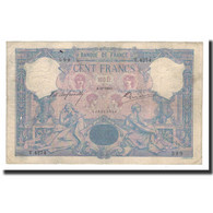 France, 100 Francs, 1905-02-4, KM:65c, TB+, Fayette:21.19 - 1871-1952 Circulated During XXth