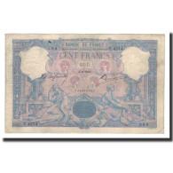 France, 100 Francs, 1905-02-4, KM:65c, TB+, Fayette:21.19 - 1871-1952 Antichi Franchi Circolanti Nel XX Secolo