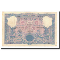 France, 100 Francs, 1900-01-19, KM:65b, TTB, Fayette:21.13 - 1871-1952 Circulated During XXth