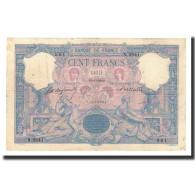 France, 100 Francs, 1900-01-19, KM:65b, TTB, Fayette:21.13 - 1871-1952 Anciens Francs Circulés Au XXème