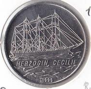 Congo - 100 Francs 1993 Boat Ship - UNC - Congo (Democratic Republic 1998)