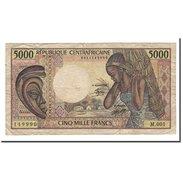 Cameroun, 5000 Francs, 1981, KM:19a, TB - Cameroun