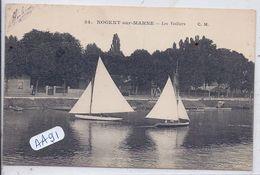 NOGENT-SUR-MARNE- LES VOILIERS - Nogent Sur Marne