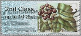 GB 2014 Winter Greenery 2nd Type 1 Used Code 020511 [32/86/ND] - Great Britain