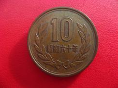Japon - 10 Yen 7961 - Japan