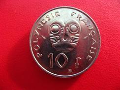 Polynésie Française - 10 Francs 1983 7964 - French Polynesia