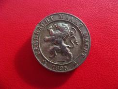 Belgique - 5 Centimes 1895 7994 - 03. 5 Centimes