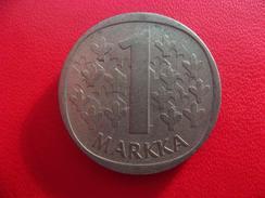 Finlande - 1 Markka 1971 8024 - Finlande