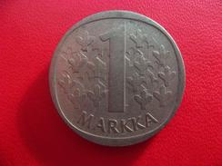 Finlande - 1 Markka 1971 8024 - Finland