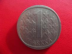 Finlande - 1 Markka 1973 8022 - Finland