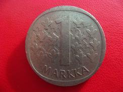 Finlande - 1 Markka 1973 8028 - Finland