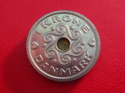 Danemark - 1 Krone Couronne 2003 8054 - Denmark