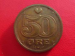 Danemark - 50 Ore 1993 8056 - Denmark