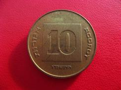 Israel - 10 Agorot 8067 - Israel