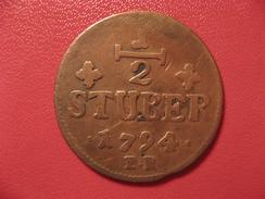 Allemagne - Julich-Berg - 1/2 Stuber 1794 7961 - Monedas Pequeñas & Otras Subdivisiones